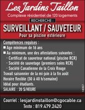 Logo de Surveillant / Sauveteur