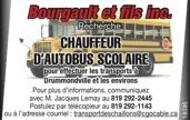 Logo de Chauffeur d'autobus scolaire