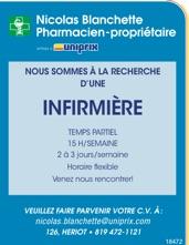 Logo de INFIRMIÈRE