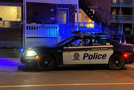 Un homme arrêté à la suite d'une opération policière