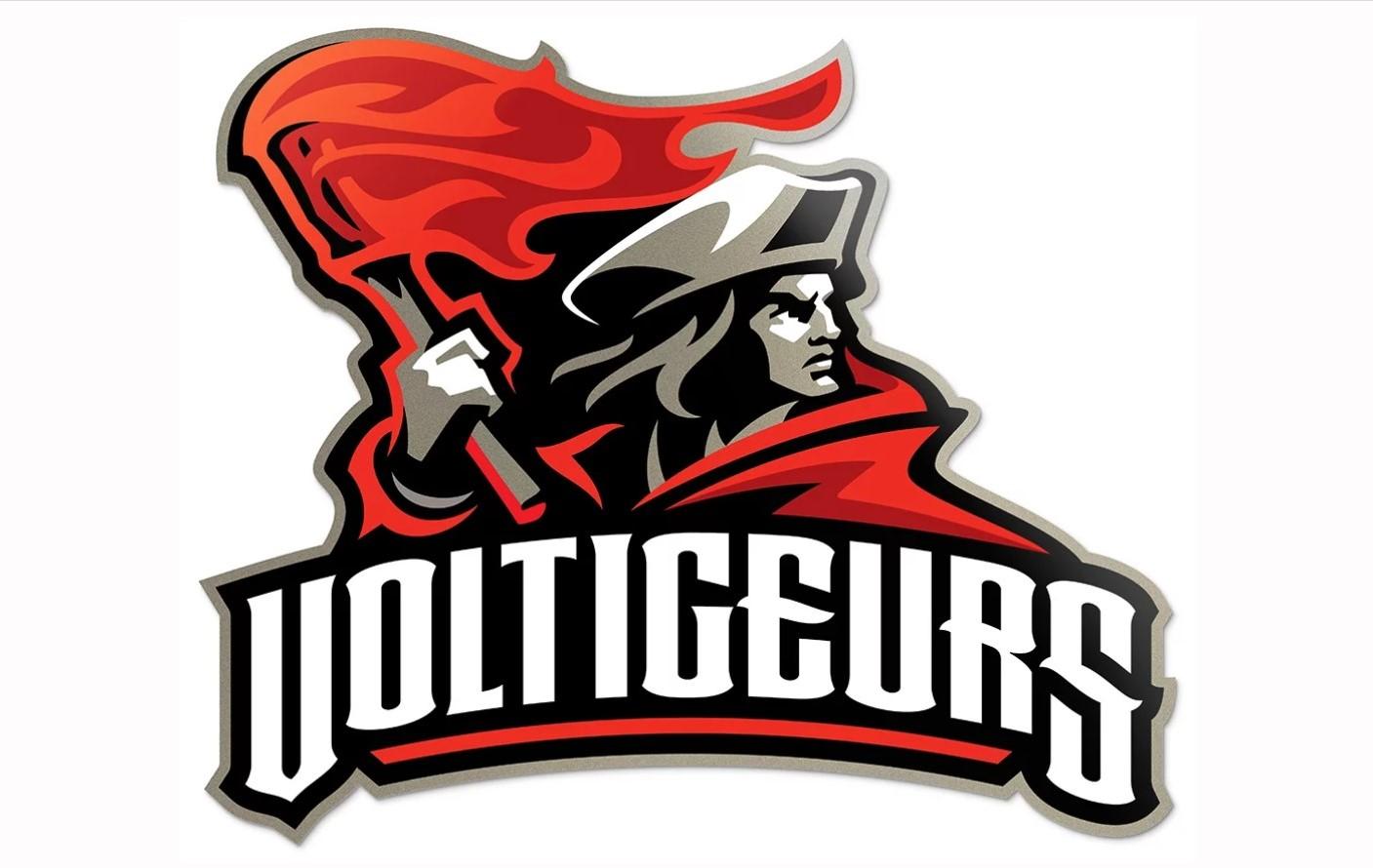 Un nouveau logo… refusé par les Voltigeurs