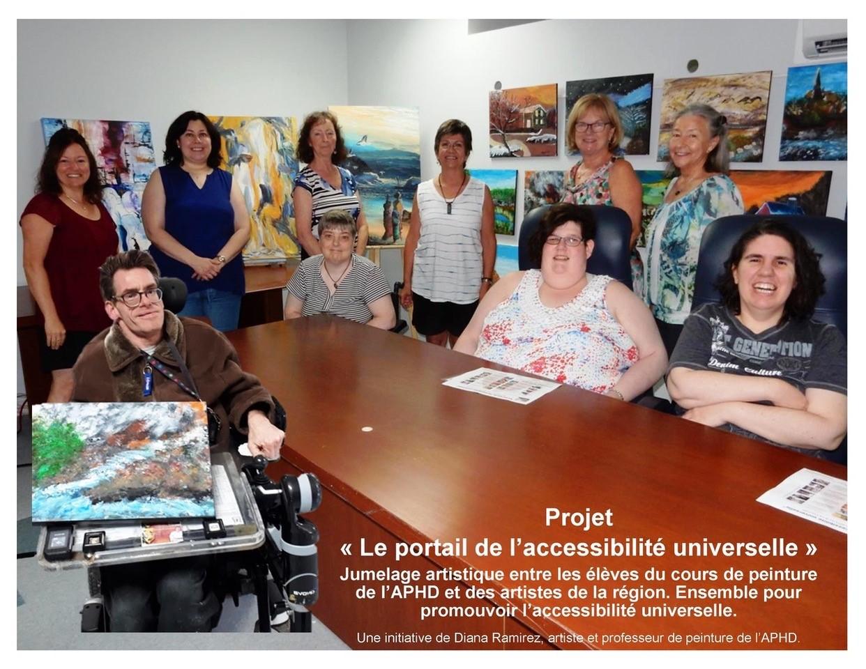 Accessibilité et handicap : quand l'art fait réfléchir
