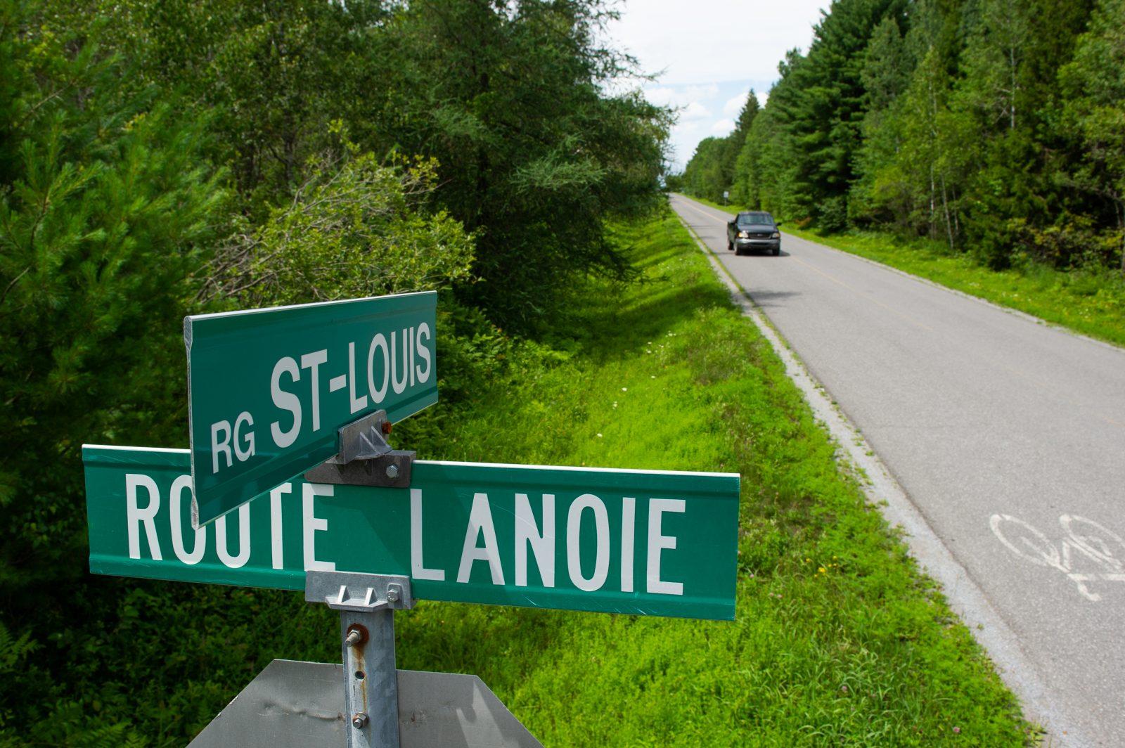Le rang Saint-Louis à Saint-Edmond sera bientôt une affaire réglée