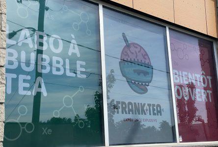 Un nouveau bar à «bubble tea» à Drummondville