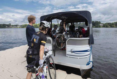 Le ponton et le parc nautique Sainte-Thèrese accessibles dès demain