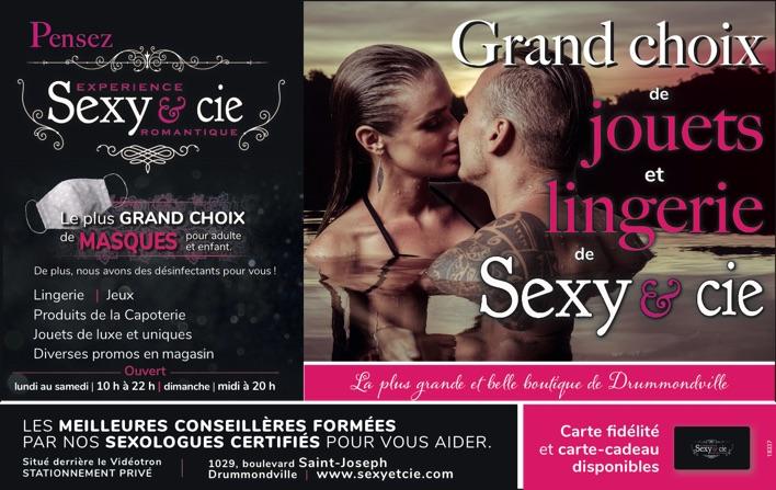 GRAND CHOIX DE JOUETS ET LINGERIE