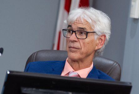 Alain Martel quitte la vie politique