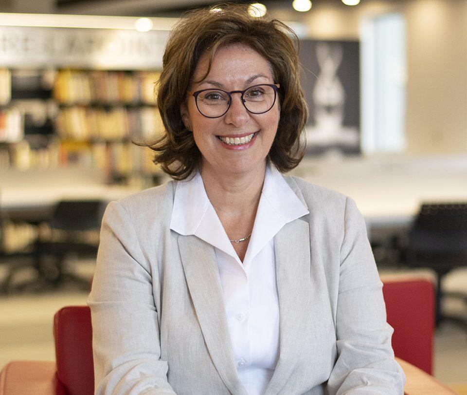 Brigitte Bourdages quitte le Cégep de Drummondville