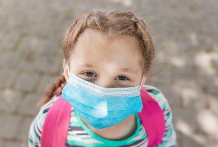 Obligation du port du masque de procédure dans les écoles primaires de la région