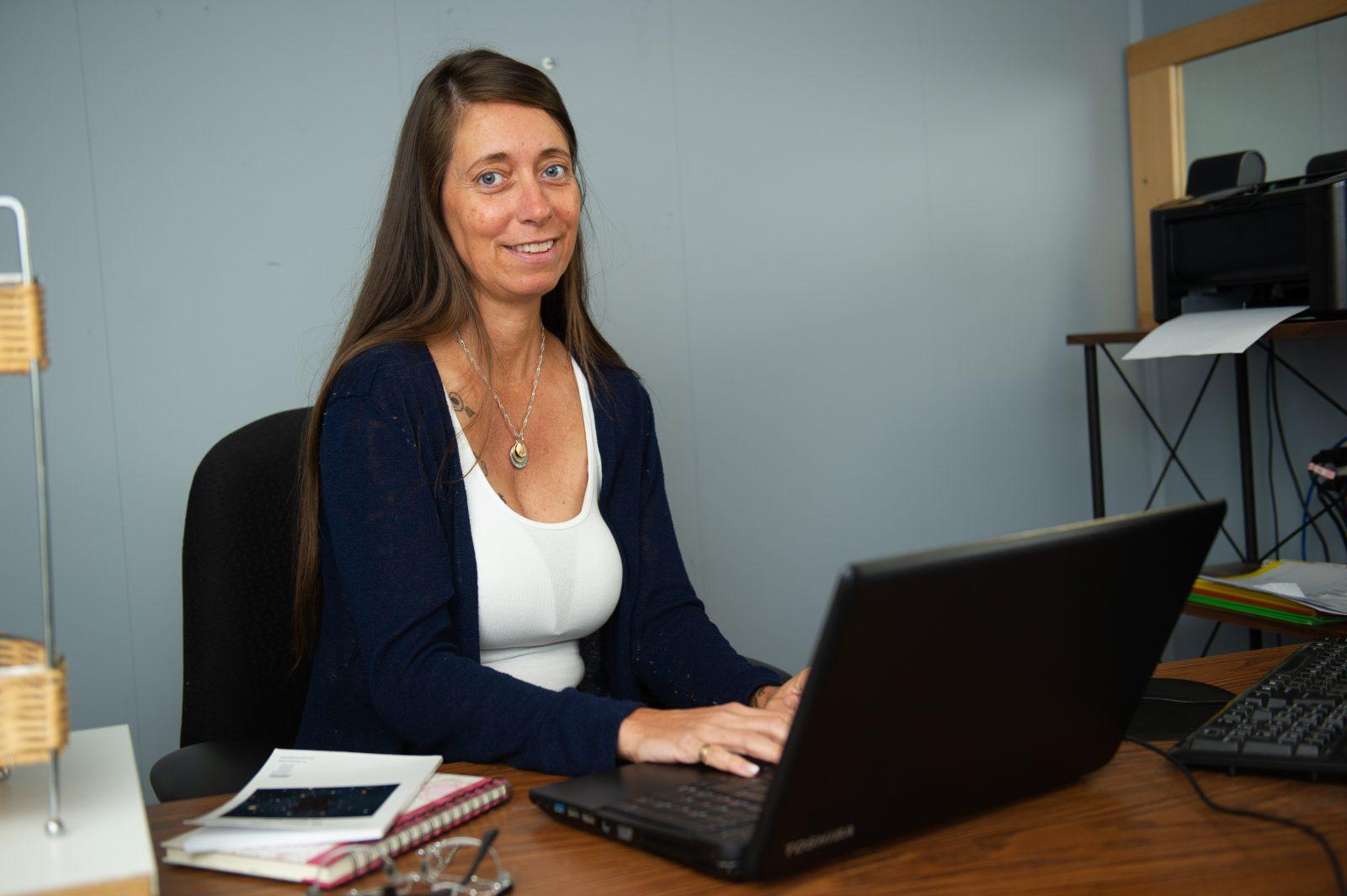 Manon Richer ouvre une maison d'édition à Drummondville