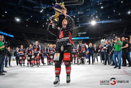 Verrier accroche ses patins: «Le hockey m'a tant appris»