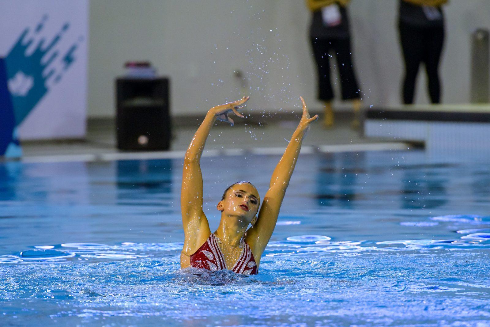 Rosalie Boissonneault s'entraînera au sein du groupe olympique