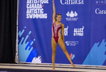 Performance remarquée de Rosalie Boissonneault