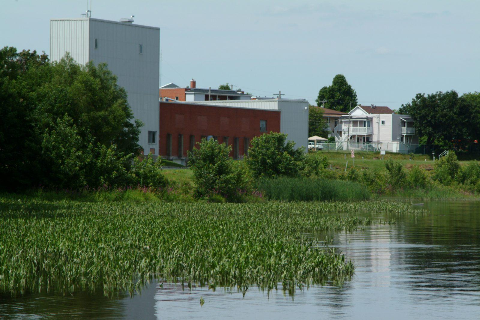 Des sommes accordées à la future usine de traitement d'eau potable