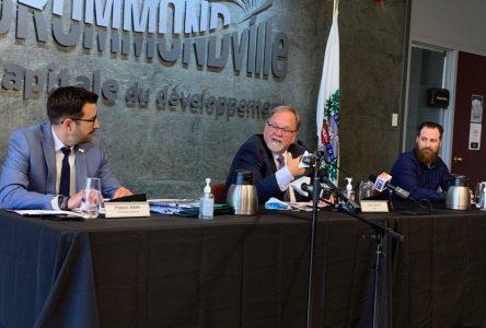 Un «second souffle» pour Drummondville