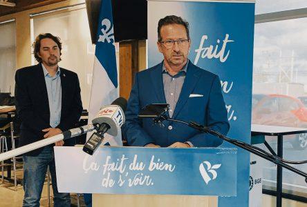 Yves-François Blanchet testé positif
