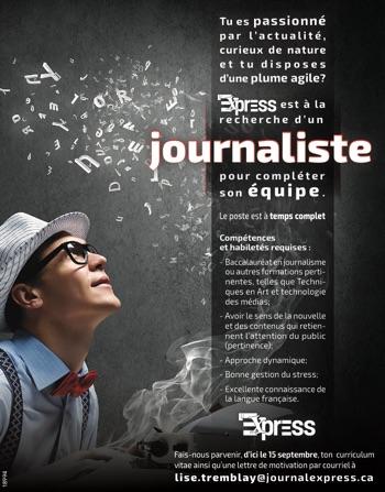 Logo de Journaliste