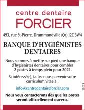 Logo de Banque d'Hygiénistes dentaires