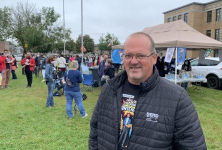 «La grève dérange, mais on n'a pas le choix de se faire entendre» – Guy Veillette