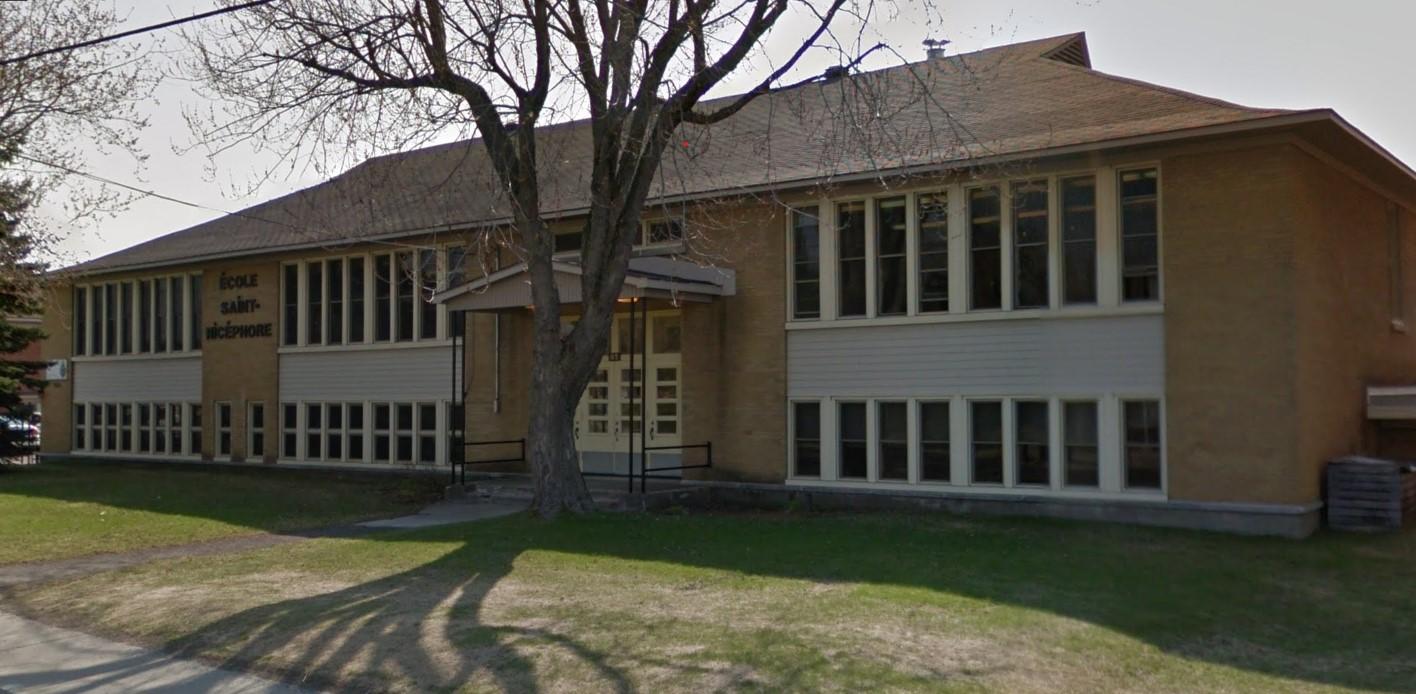 Un cas de COVID-19 à l'école Saint-Nicéphore