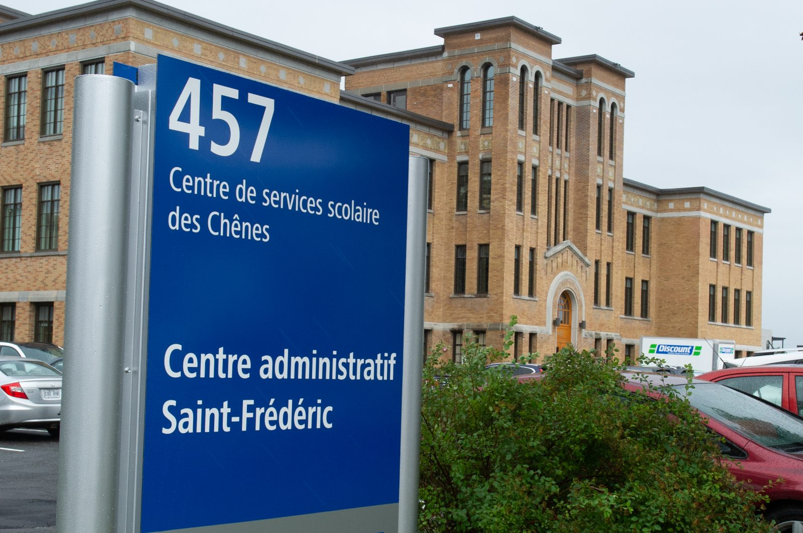Une nouvelle école primaire dans la mire du CSSDC
