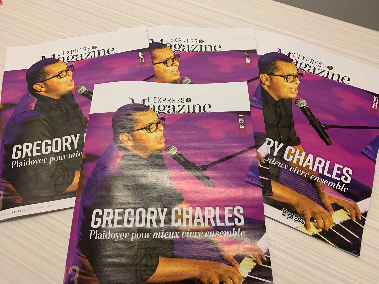 L'Express Magazine : le numéro d'octobre est maintenant disponible