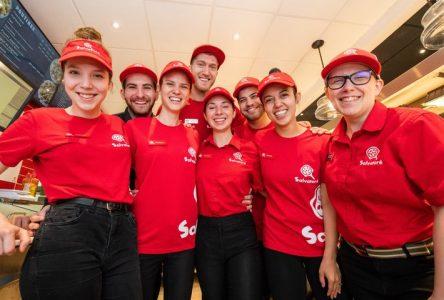 Une nouvelle pizzeria s'installe à Drummondville