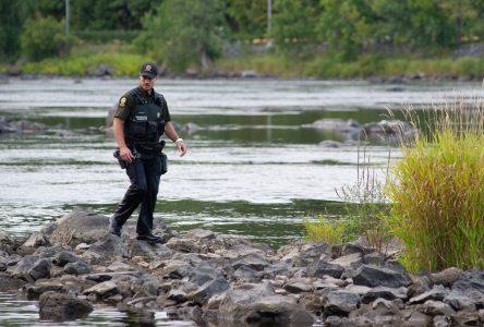 Septuagénaire disparu : fermeture du pont Curé-Marchand