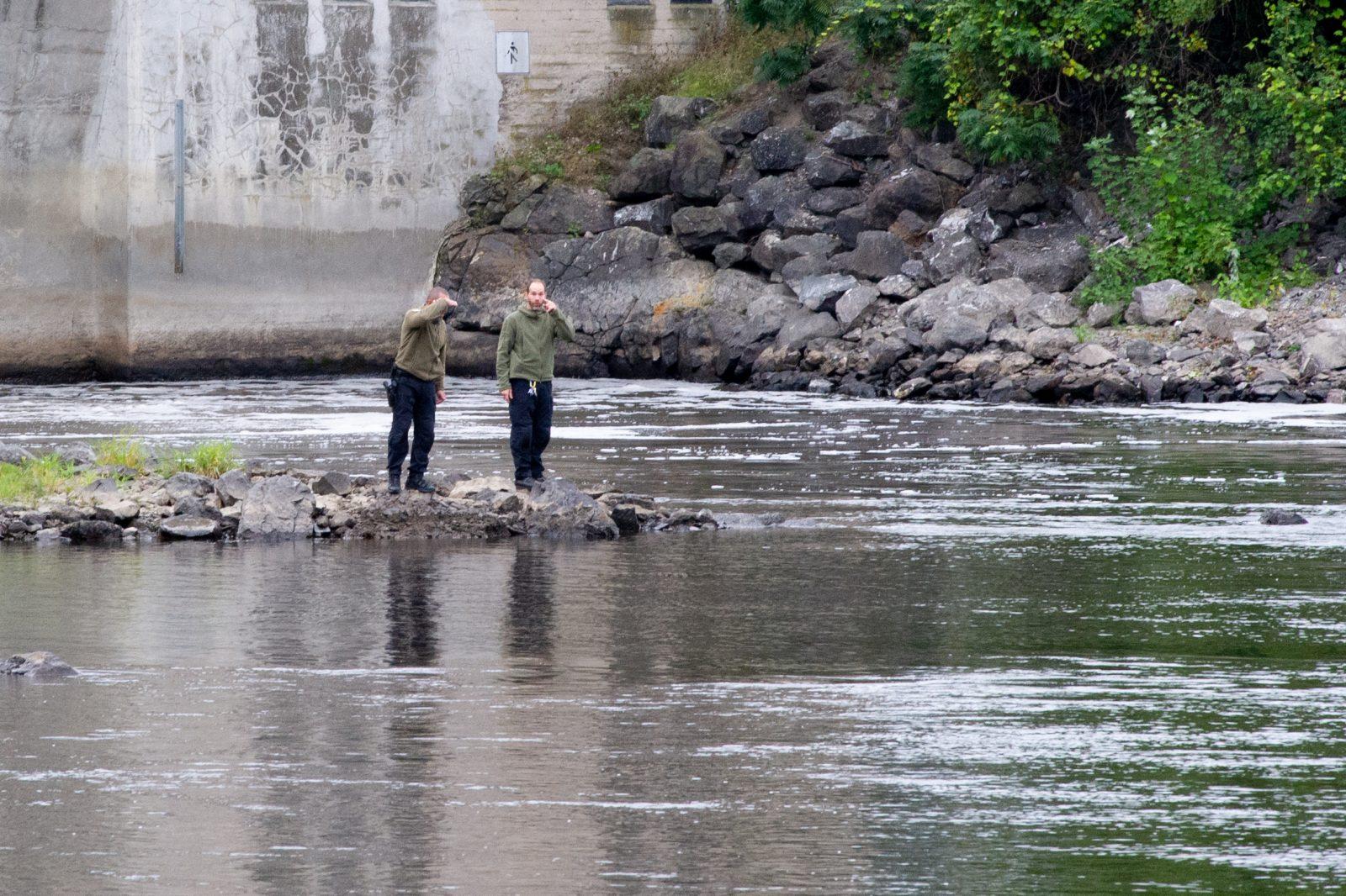 Pêcheur disparu : l'enquête avance et se poursuit