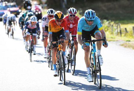 Houle et Astana solidifient la troisième place de leur meneur