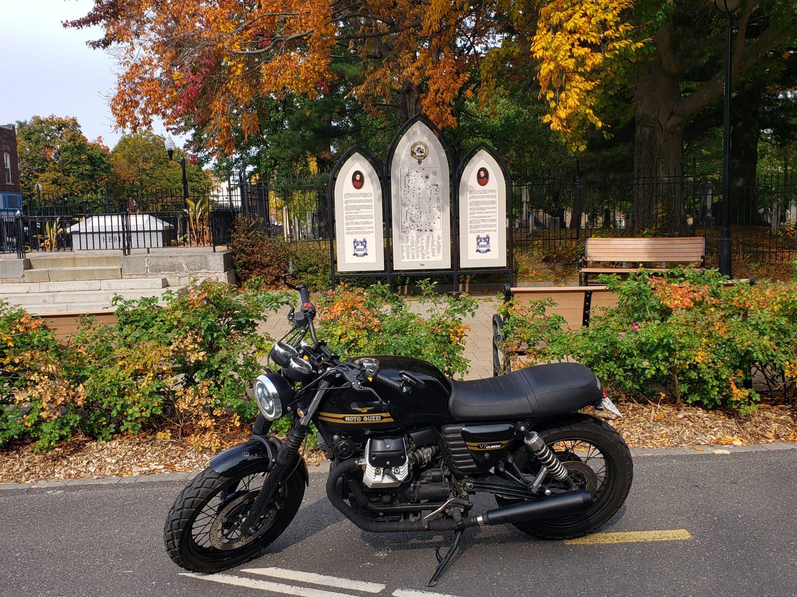 La «Distinguished gentlemen's ride» permet d'amasser plus de 2000$