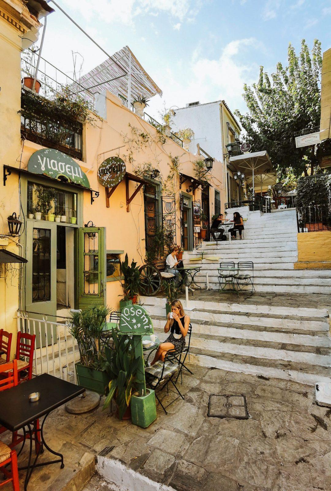 Ils ont visité la Grèce en pleine pandémie
