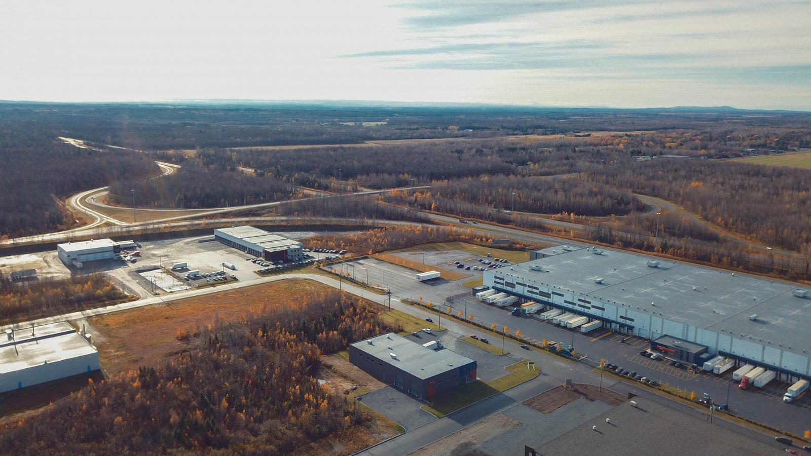 Drummondville cherche des terrains industriels