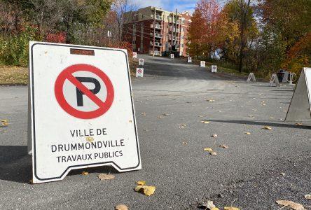 Nouvelle signalisation au stationnement de la promenade Rivia