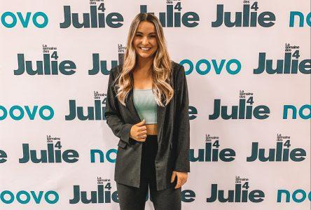 Talents bleus: Frédérique Mousseau s'incline aux quarts de finale