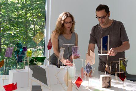 L'exposition de Richard Ibghy et Marilou Lemmens est de retour à la Fondation Grantham