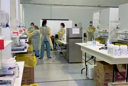 Plus de 1900 dépistages à la nouvelle clinique durant sa première semaine d'activité