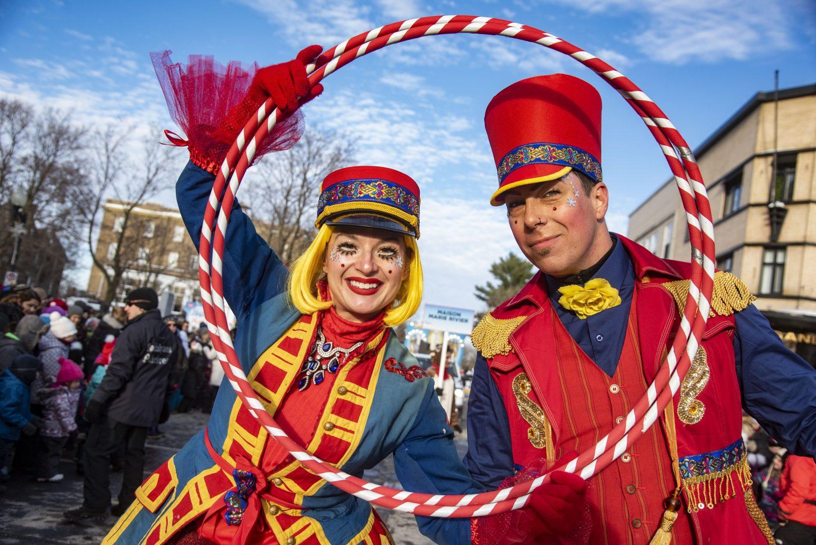 Le défilé de Noël sera de retour au centre-ville