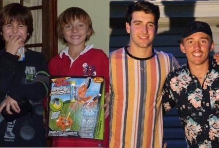 Lavoie et Dumont : coéquipiers… et presque frères