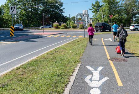 Vers des rues complètes à Drummondville
