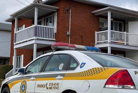 Une opération antidrogue est en cours à Drummondville