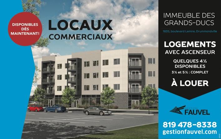 Logo de Locaux commerciaux