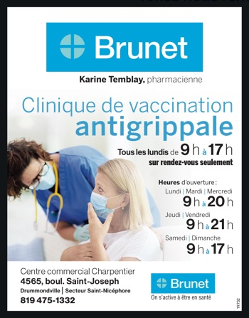 Clinique de vaccination antigrippale
