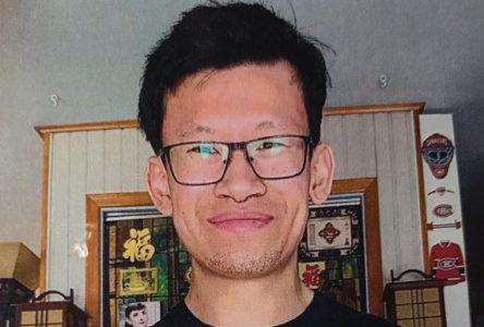 Un homme est porté disparu au Centre-du-Québec (mise à jour)