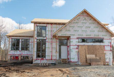 L'ajout de logements connaît une croissance soutenue