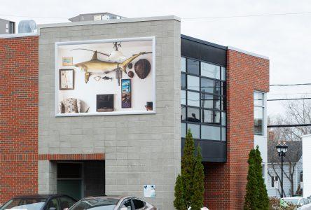 Le Musée à ciel ouvert fait son arrivée au centre-ville (photos)