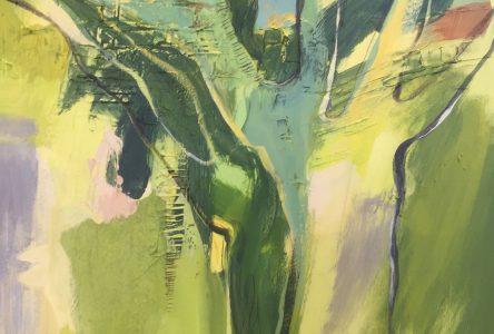 Les œuvres de Sylvie Chapdelaine en exposition