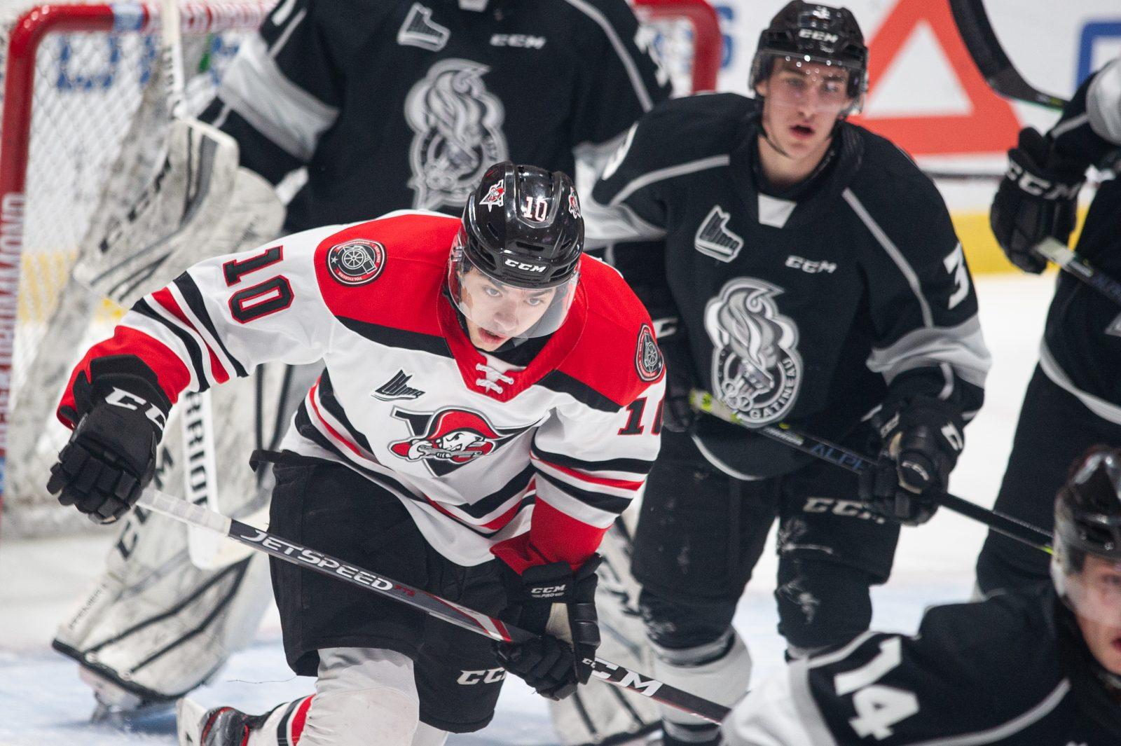 LHJMQ : du hockey dans un environnement protégé