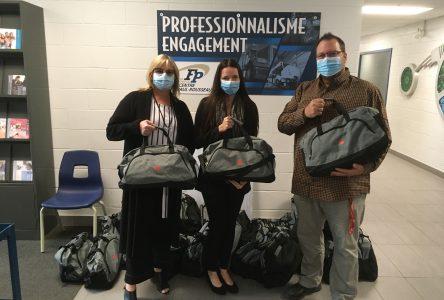 La Banque Nationale a soutenu des élèves de Drummondville