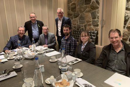 Le Bloc québécois et l'UPA font front commun